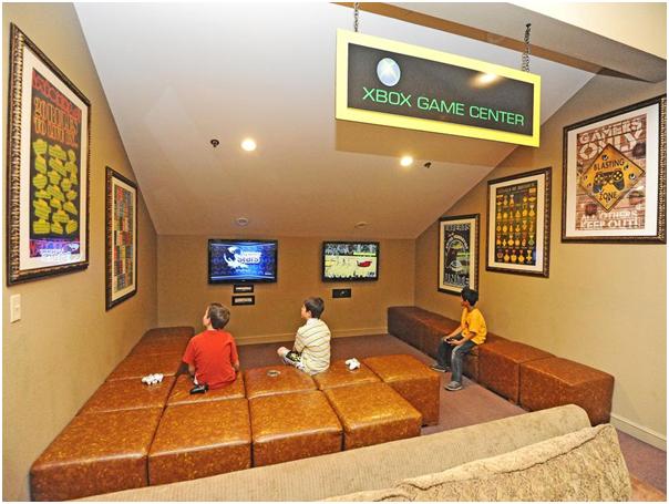 Games Centre