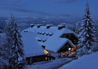 Alpenhotel Marcius Exterior