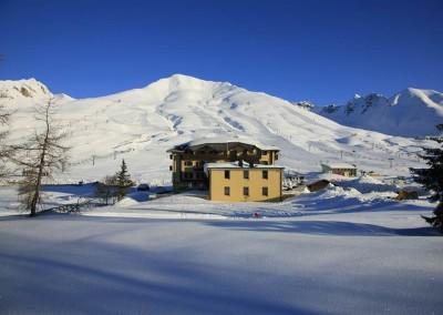 Hotel Dolomiti Exterior